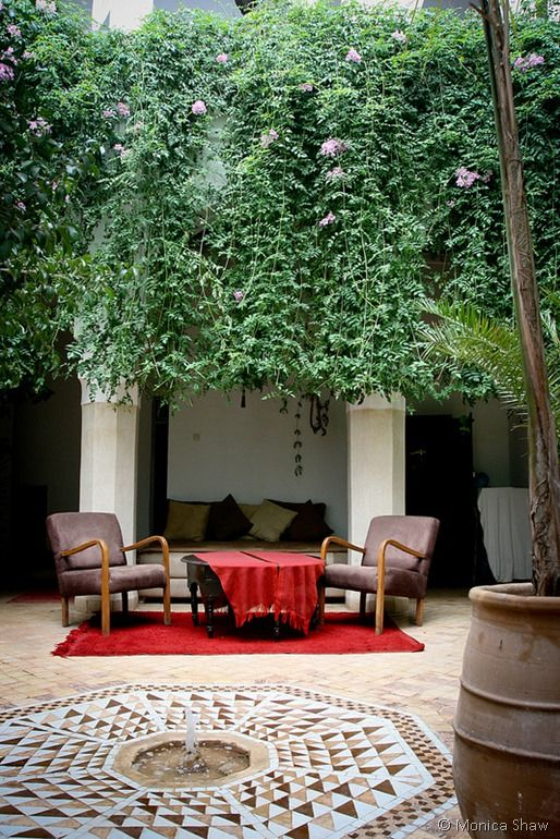 Riad Tizwa hotel marrakech
