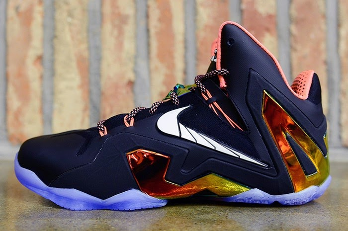 Release Reminder Nike LeBron 11 Elite Gold Collection ... cf1b795912f1
