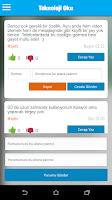 Screenshot of TeknolojiOku