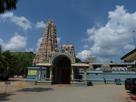 Templu hindus in Sri Lanka