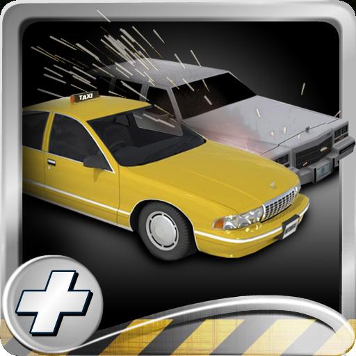 轎車與出租車停車場賽 模擬 App LOGO-APP開箱王