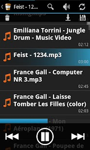 VLC Super Duper Remote LITE - screenshot thumbnail