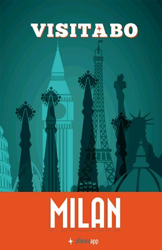 Milán guía mapa offline