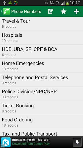 Abu Dhabi Phone Numbers