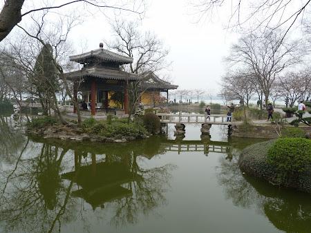 Obiective turistice Wuxi: Peisaj chinezesc
