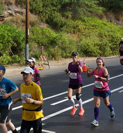 Honolulu Marathon Race