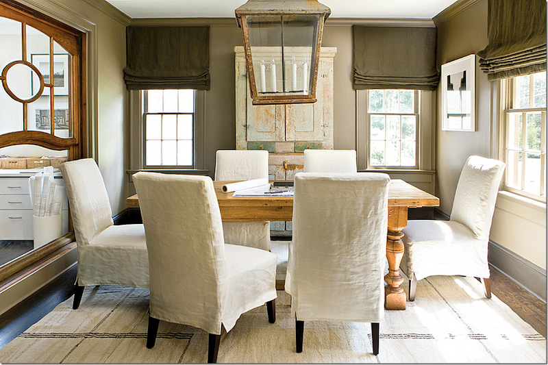 COTE DE TEXAS: DECORATING DINING ROOMS ON A BUDGET