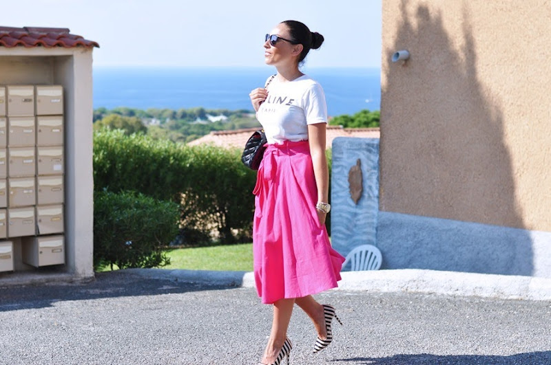 outfit, corsica, gonna a ruota, celine paris, fashion show, fashion blog, RED CARPET, STYLE,  fashion bloggers, street style, zagufashion, blog italiano, valentina coco