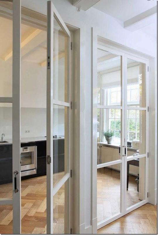 case e interni cucina parete vetro 2