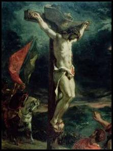 Delacroix Crucifixion