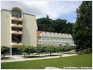 Отель Сава - продолжение. Рогашка Слатина, Словения. www.timeteka.ru
