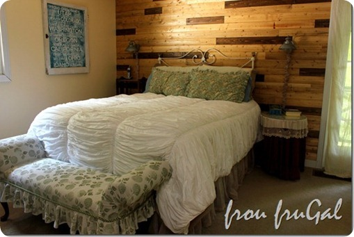 frou fruGAL Master Bedroom Reveal