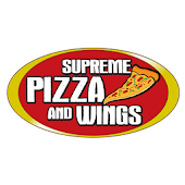 Supreme Pizza and Wings