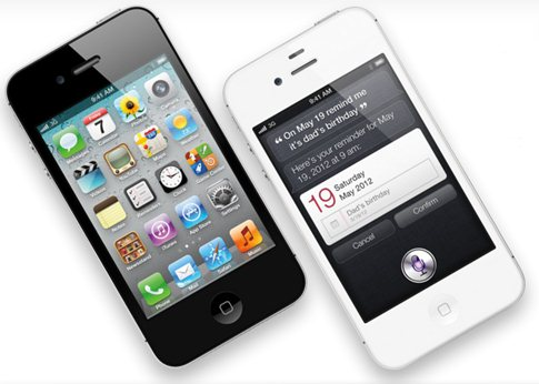 iPhone 4 y iPhone 4S