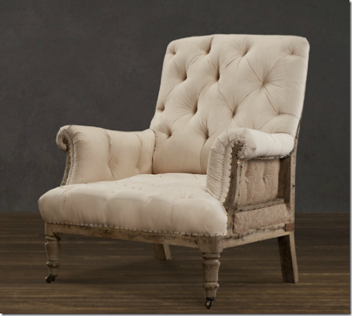 Image_thumb14. Restoration Hardware: $1495. Beautiful Chair.