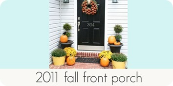 2011 fall front porch