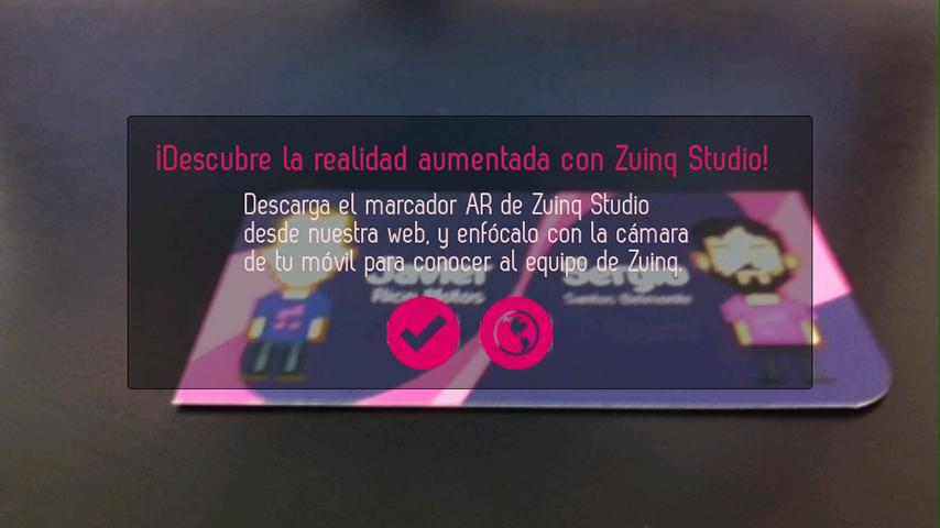 Zuinq Studio - screenshot