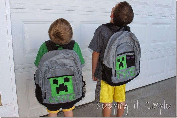 DIY Minecraft BackPack (16)