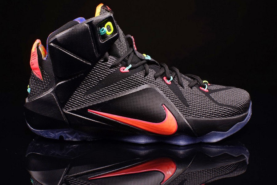 new product accb7 672a4 ... where can i buy release reminder nike lebron 12 8220data8221 834c7 2d092