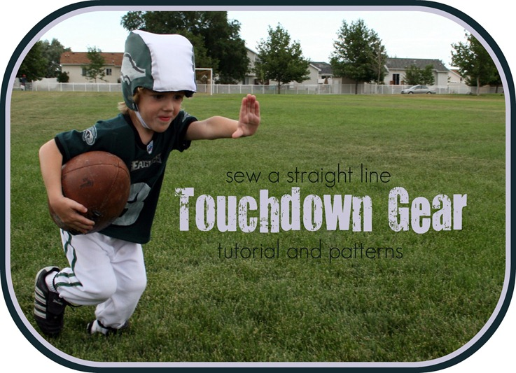 Touchdown Gear by Sew a Straight Line