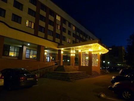 Hotel Sadko Novgorod