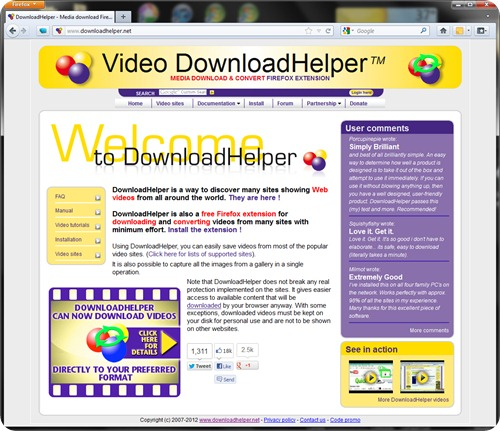 videodownloadhelper