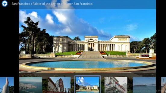 Panoramio for Google TV - screenshot thumbnail