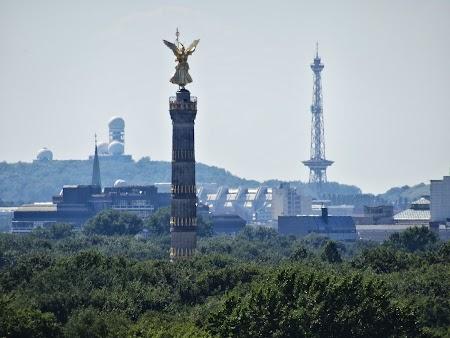 Obiective turistice Berlin: Siegessaule Berlin