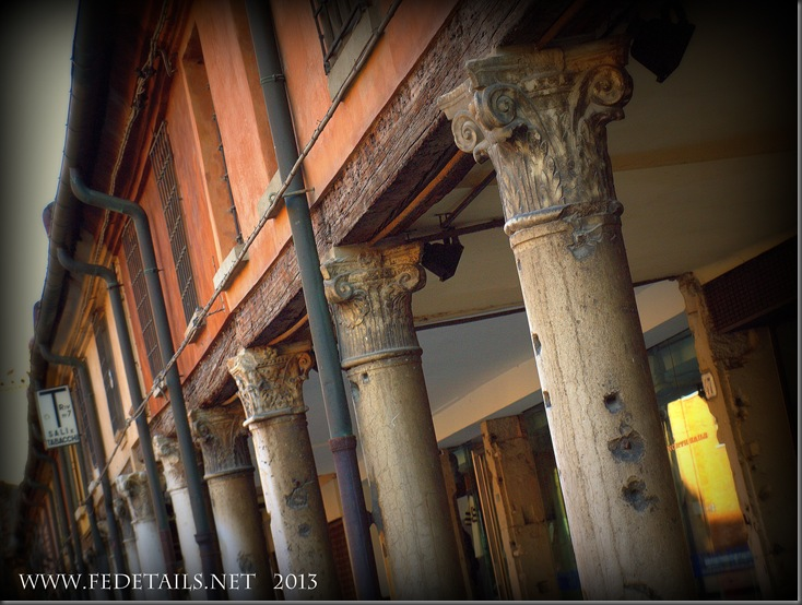 Loggia dei Merciai 1, Ferrara, Emilia Romagna, Italy - Property and Copyrights of FEdetails.net