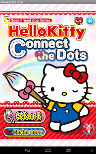 Hello Kitty Connect the Dots