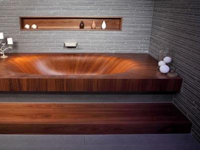baños-con-madera-diseños-de-baños-reformados