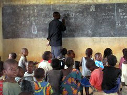 Une des écoles de la RDC. Photo dc-kin.net