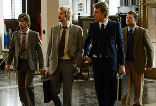 ryan kwanten, jim sturgess, mark van eeuwen, sam worthington KIDNAPPING FREDDY HEINEKEN
