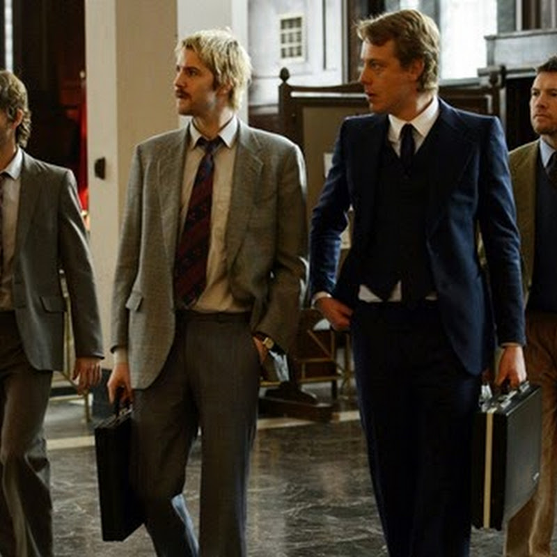 "Ordinary Citizens, Childhood Friends in Ultimate Heist Movie: ""Kidnapping Freddy Heineken"""