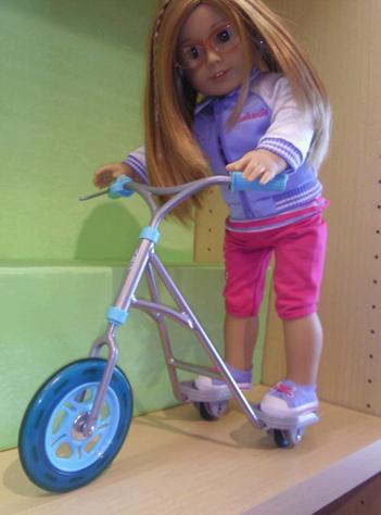 赛格威娃娃