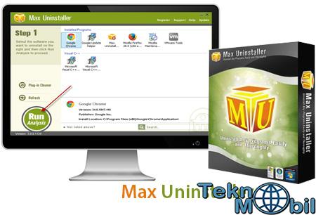 Max Uninstaller v3.5.1.1561 Full