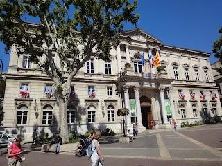 Hôtel de ville à Avignon