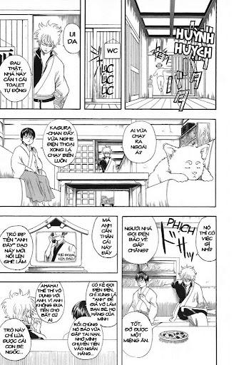 Gintama Chap 57 page 5 - Truyentranhaz.net