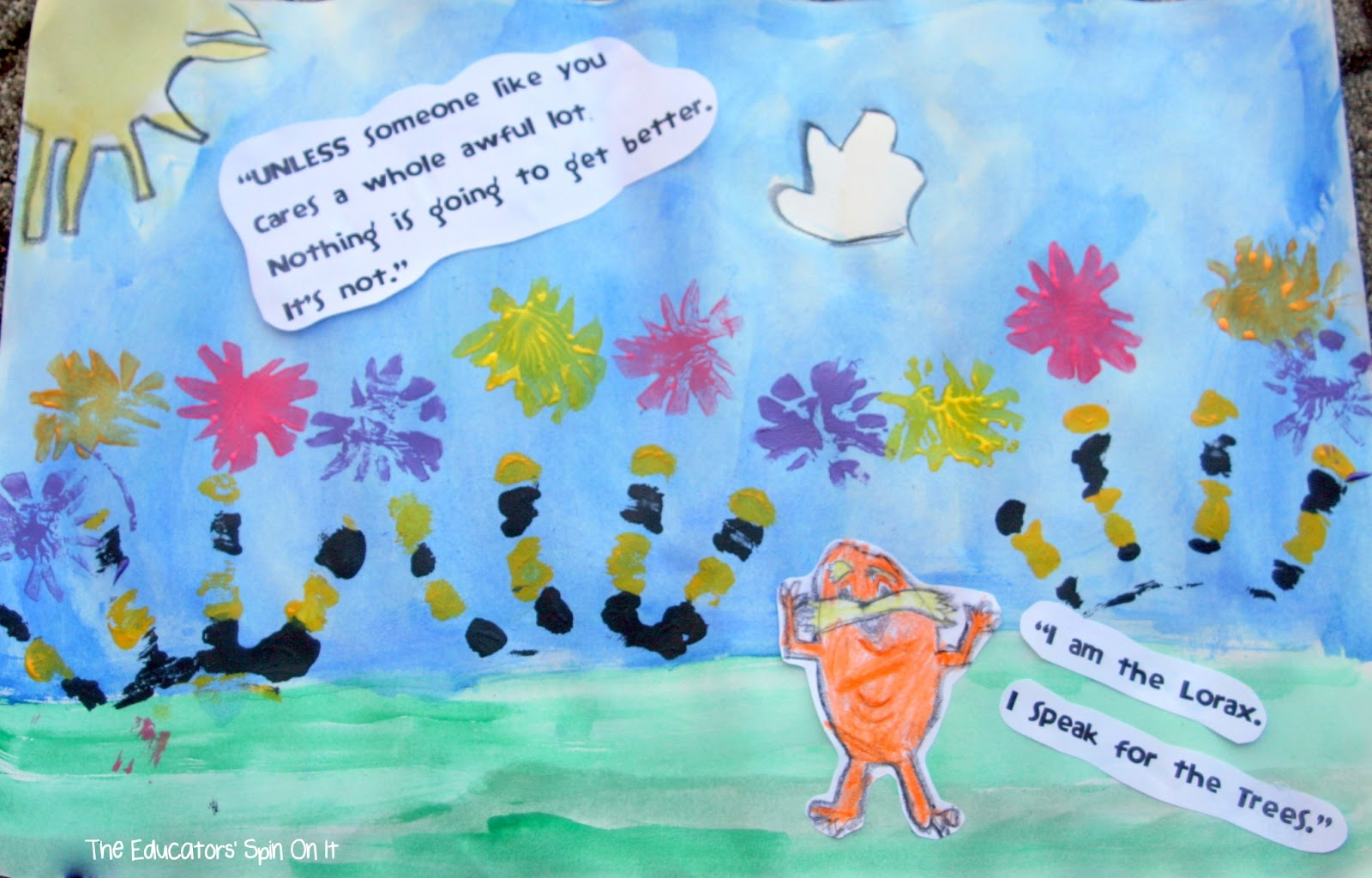 Dr Seuss Lorax Quote 4 Quotes Links