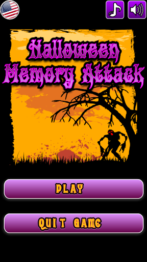 Halloween Memory Attack