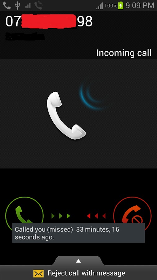 Caller Info Plus - screenshot