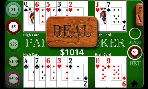 Pai Gow Poker Free Downloads by Harwin Apps, Inc. at Software Geek - Games - Cards, Casino, Lottery