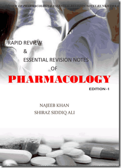 RAPID REVIEW & ESSENTIAL REVISIONS NOTES OF PHARMACOLOGY