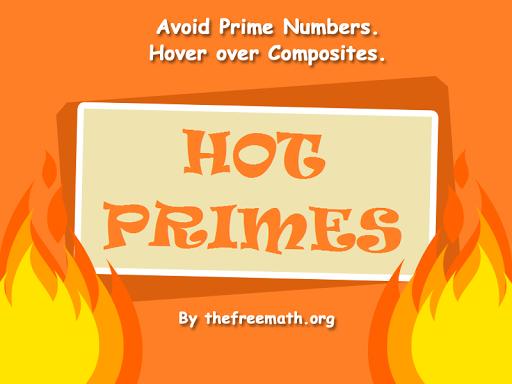 Hot Primes