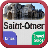 Saint Omer Offline Map Guide