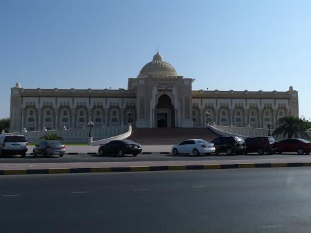 Obiective turistice Sharjah: Palatul Culturii
