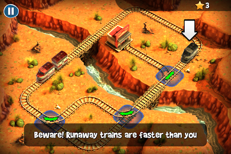 Trainz Trouble!- screenshot thumbnail