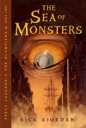 The sea of monsters - R. Riordan