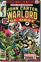 P00001 - John Carter Warlord of Ma