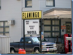 2084 Pennsylvania - PA Route 462 (Market St), York, PA - Lincoln Highway - Flamingo Motel